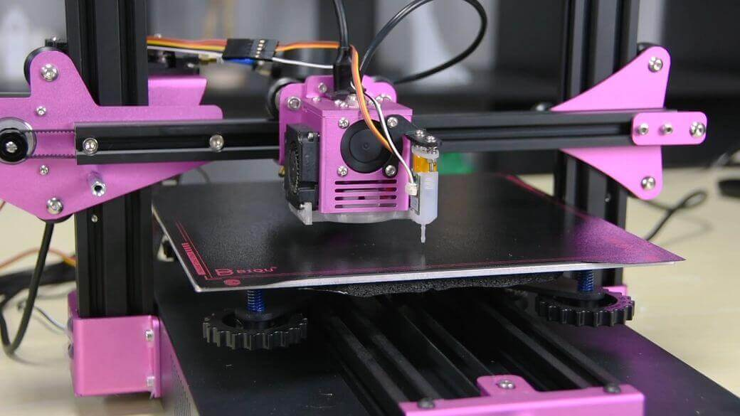 BIQU B1 Обзор: Недорогой и красивый 3D принтер за $229