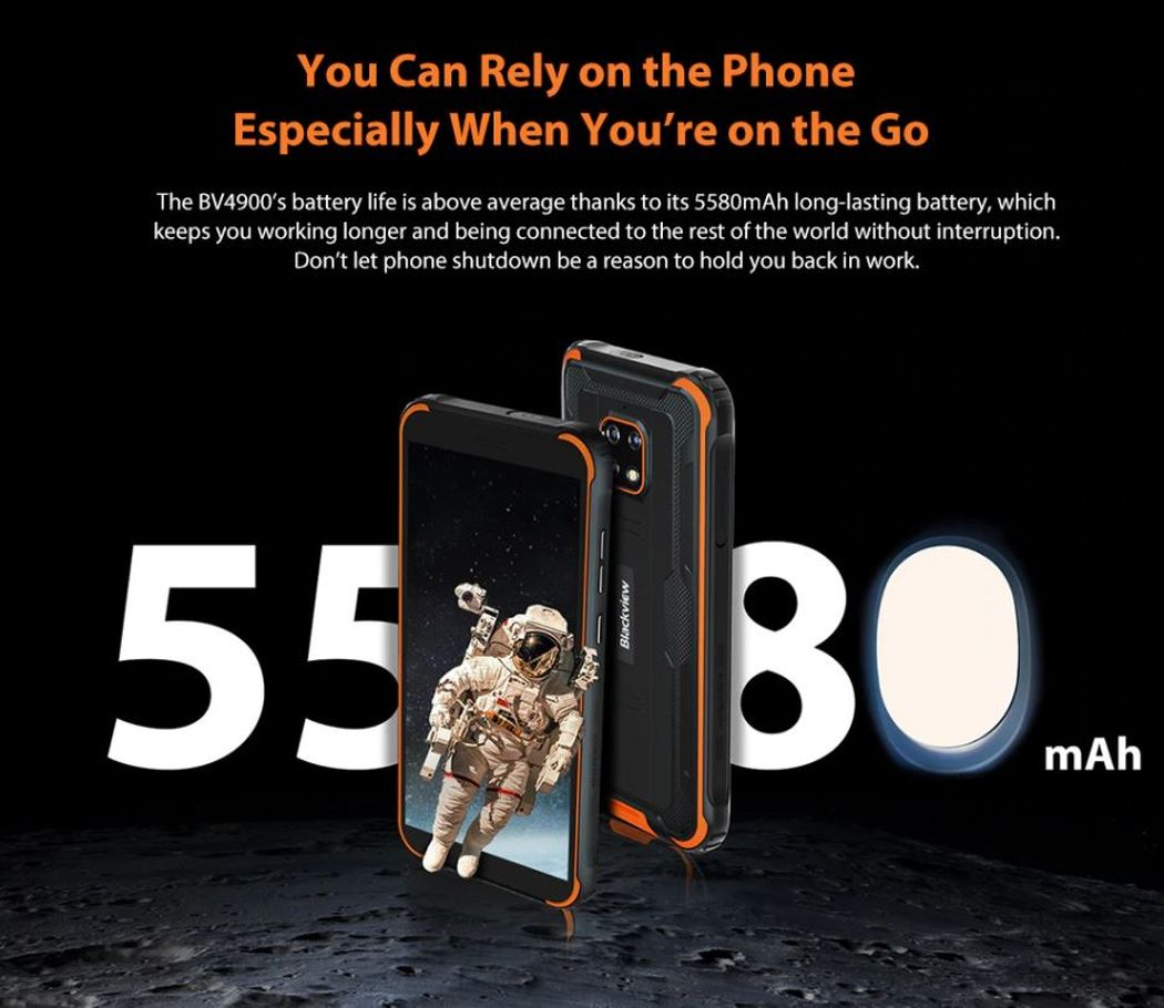 Blackview BV4900 Обзор: Недорогой защищенный смартфон за $85