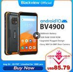 Blackview BV4900 со скидкой 34%