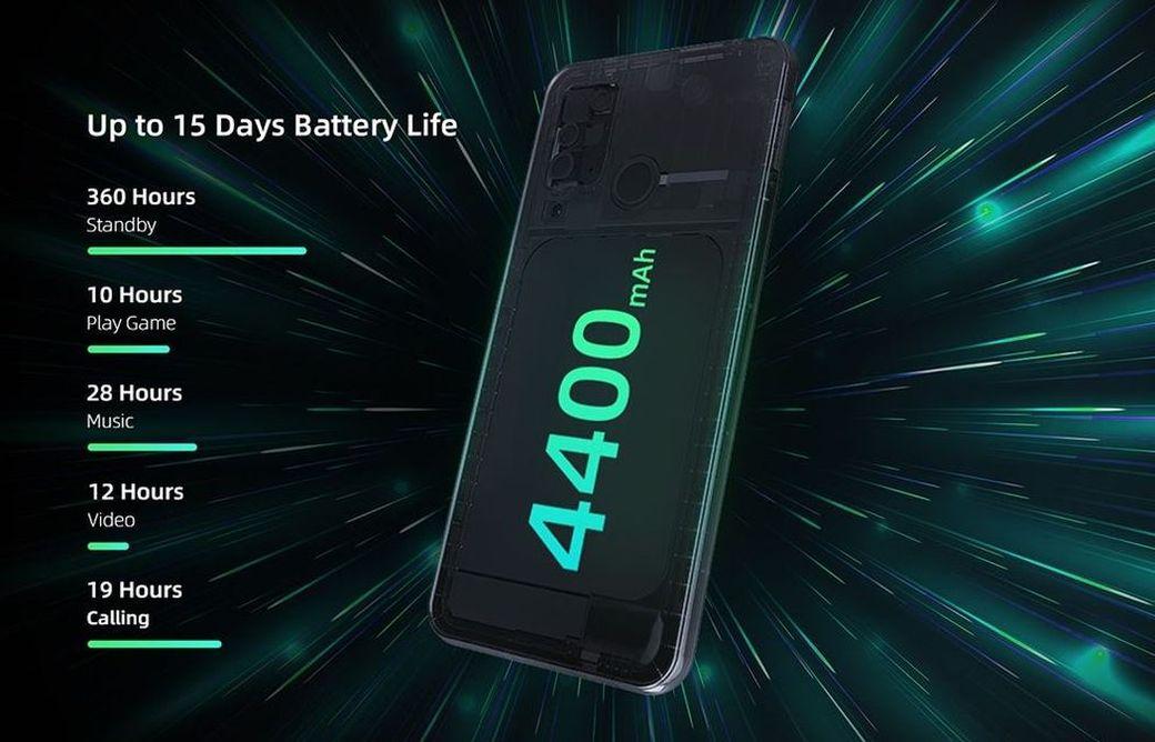 Doogee N20 Pro Обзор: Флагманский дизайн смартфона но за $120