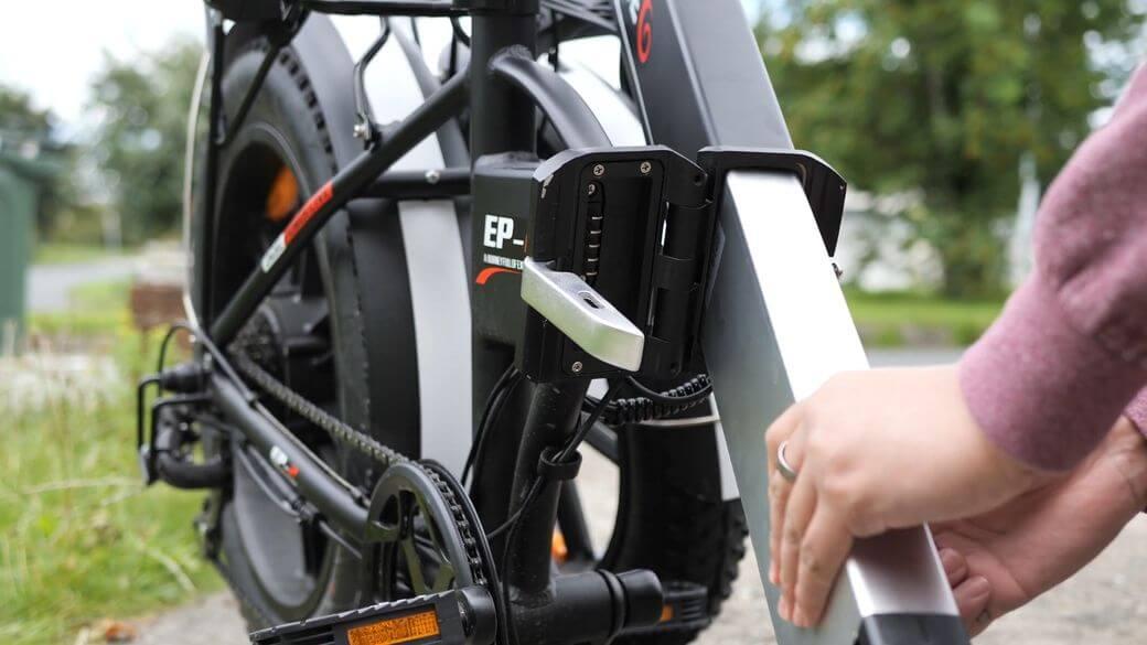 ENGWE EP-2 Обзор: Внедорожный электробайк с большими колесами