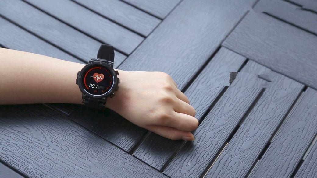 Kospet Raptor: Защищенные умные часы с привлекательным ценником