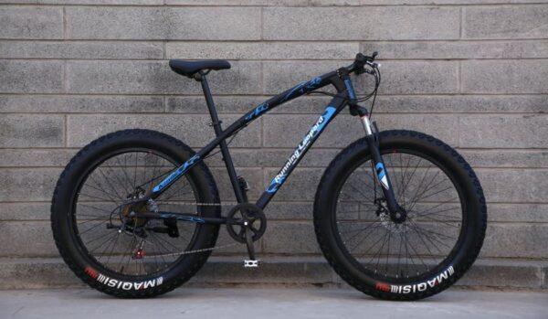 Running Leopard: Профессиональный горный велосипед