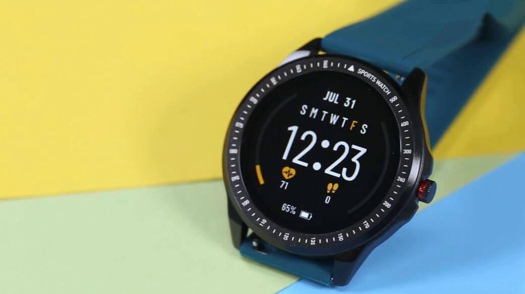 TICWRIS RS Обзор: Самые тонкие умные часы за $30