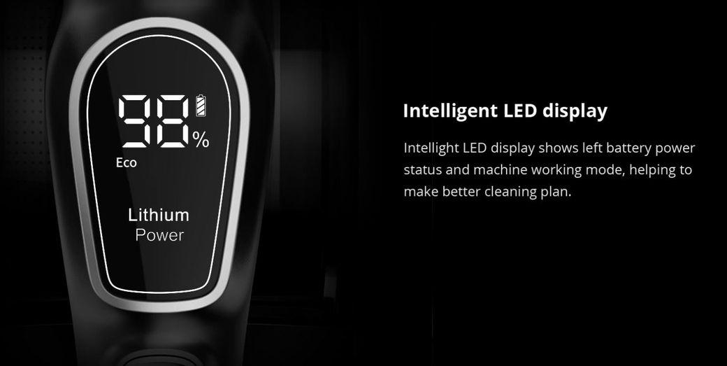 Xiaomi JIMMY JV85 Pro: Мощный беспроводной пылесос за $300