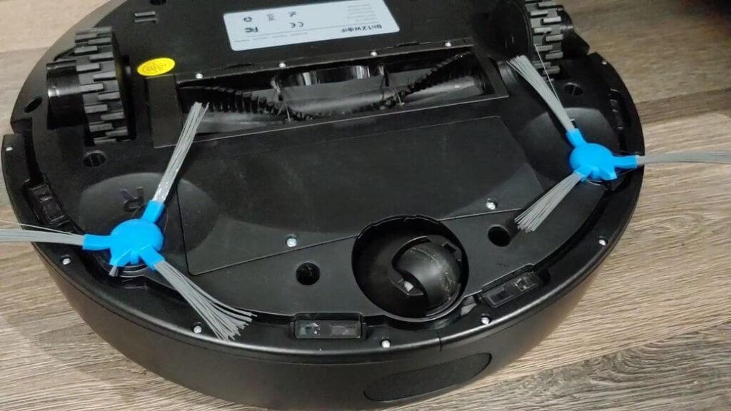 BlitzWolf BW-VC2 Обзор: Мощный и умный робот пылесос с лазерной навигацией