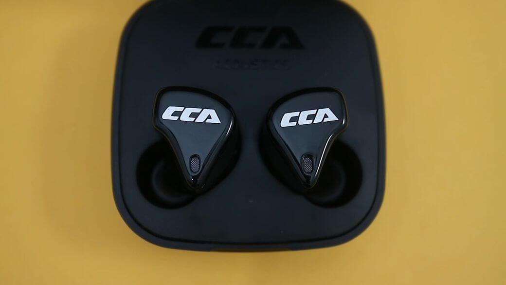 CCA CX10 Обзор: Гибридные TWS наушники с десятью драйверами