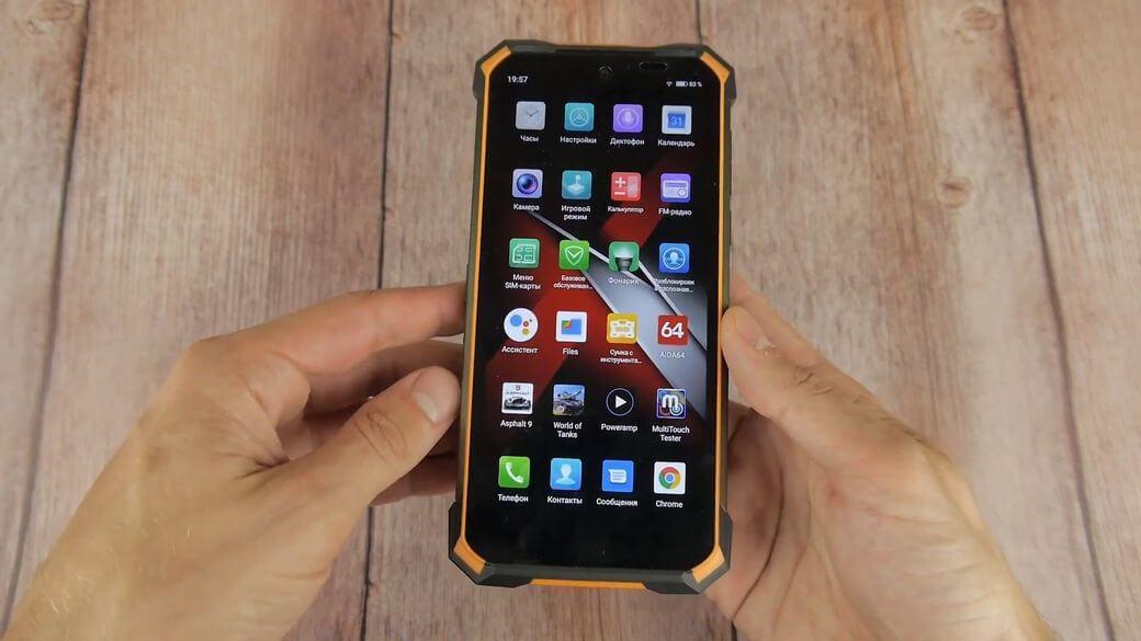 Doogee S88 Pro Обзор: Защищенный смартфон с 10000 мАч батареей