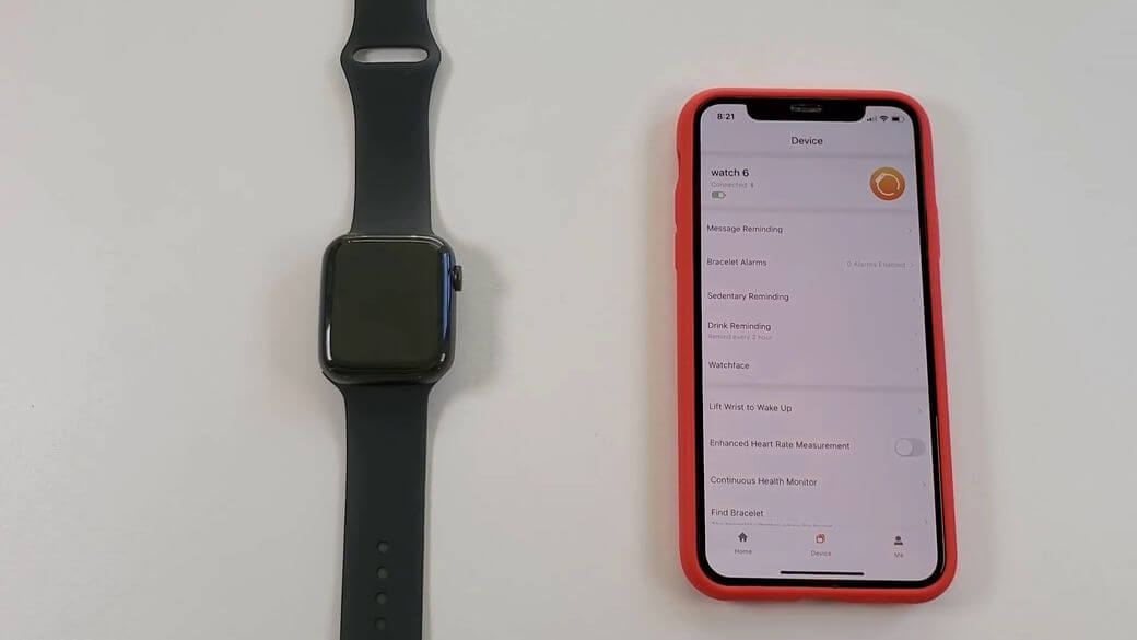 IWO W46 Обзор: На что способны умные часы до $30