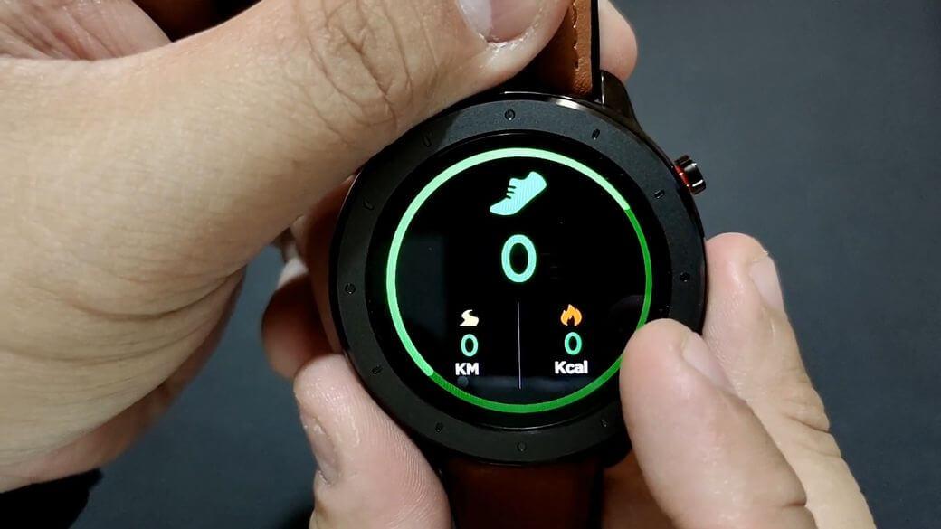 Microwear L17 Обзор: Новое поколение умных часов за $30