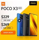 Poco X3 NFC со скидкой 30%