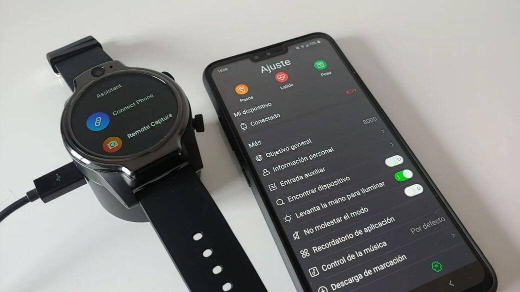 Rollme S08 Обзор: Настоящие умные часы с SIM и GPS