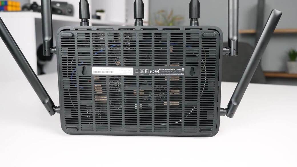 Xiaomi AIoT Router AC2350 Обзор: Недорогой роутер с семью антеннами 2020 года