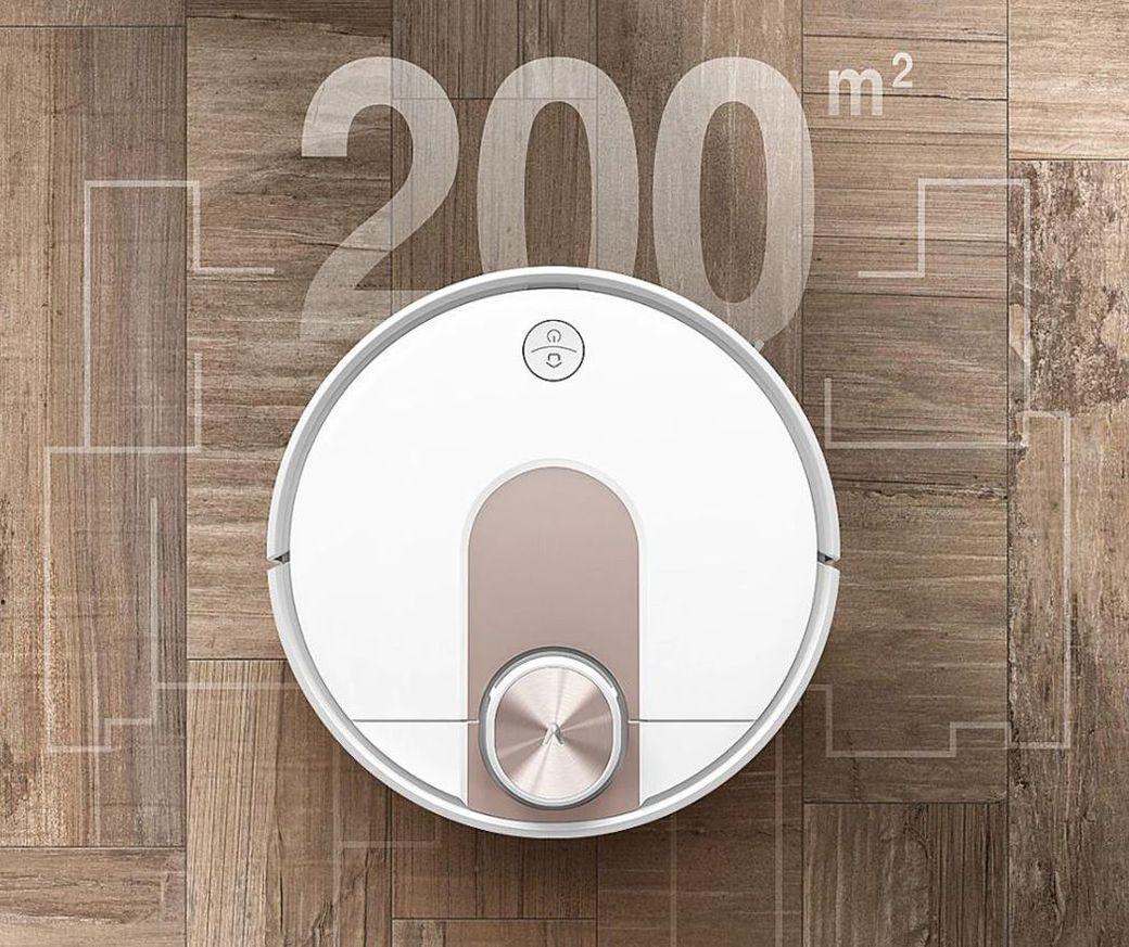 Xiaomi Viomi SE Обзор: Умный робот пылесос с LDS за $299
