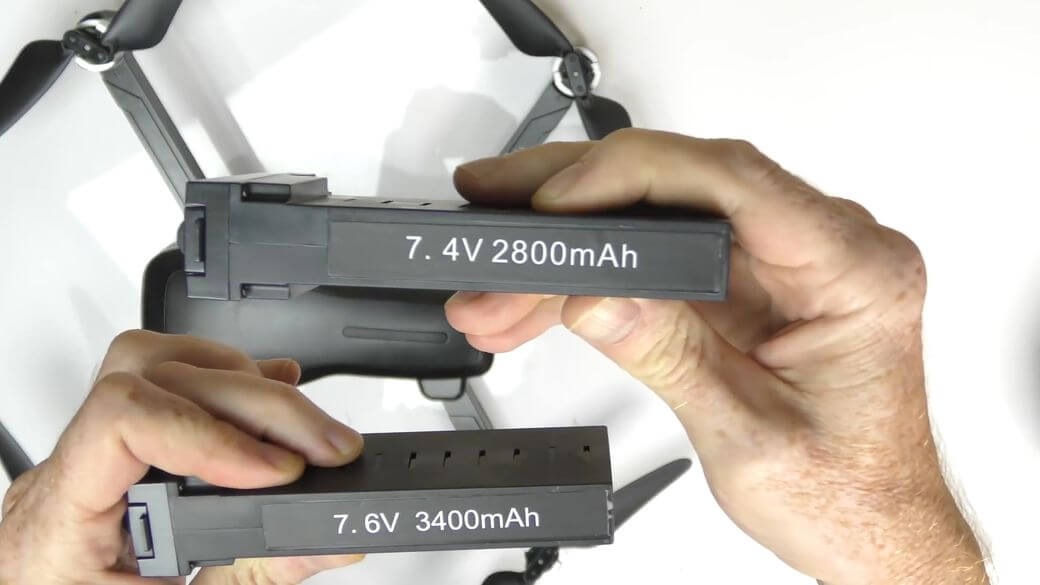 ZLRC SG906 Pro 2 Обзор: Недорогой квадрокоптер за $160