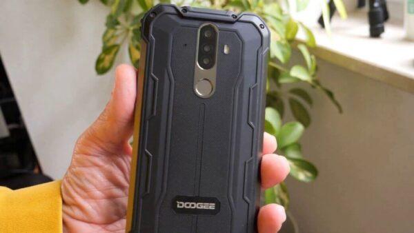 Doogee S58 Pro Обзор: Бюджетный защищенный смартфон 2020 года