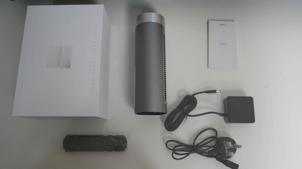 JMGO Explorer P3 Обзор: Премиальный портативный проектор за $500