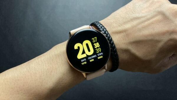 LEMFO S30 Обзор: Умные часы с функцией отслеживания иммунитета