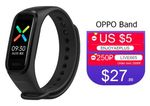 Oppo Band со скидкой 45%