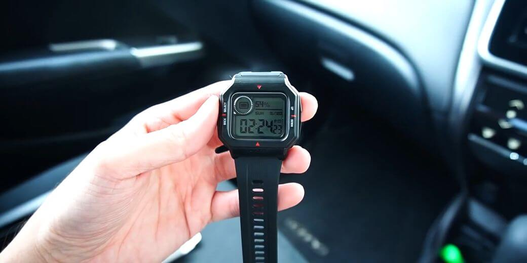 Xiaomi Amazfit Neo Обзор: Ретро умные часы с большим функционалом