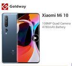 Xiaomi Mi 10 5G со скидкой 13%