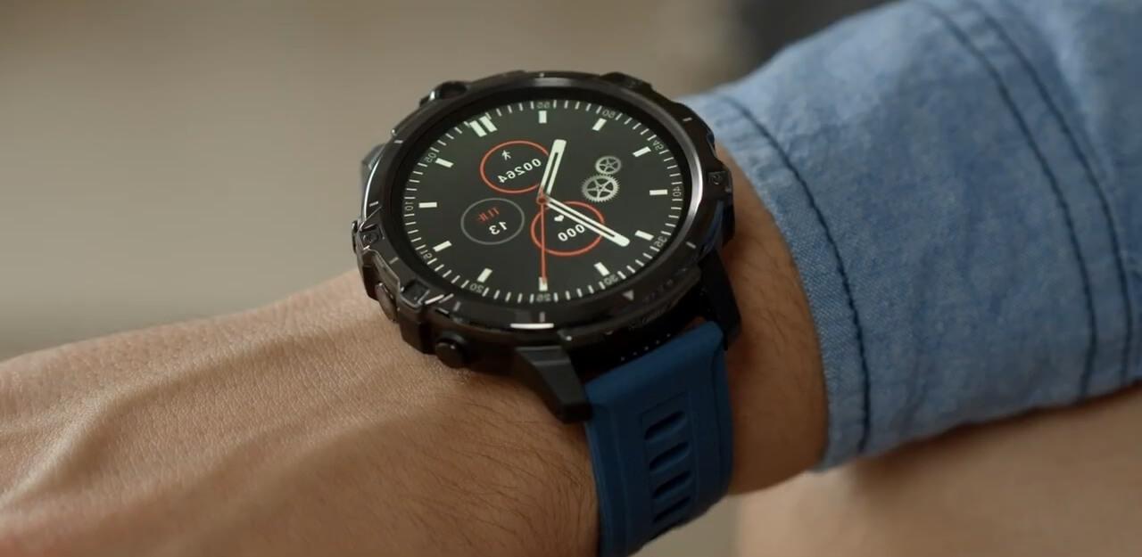Zeblaze THOR 6 Обзор: Умные часы с Helio P22 и Android 10
