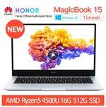 Honor MagicBook 15 2020 со скидкой