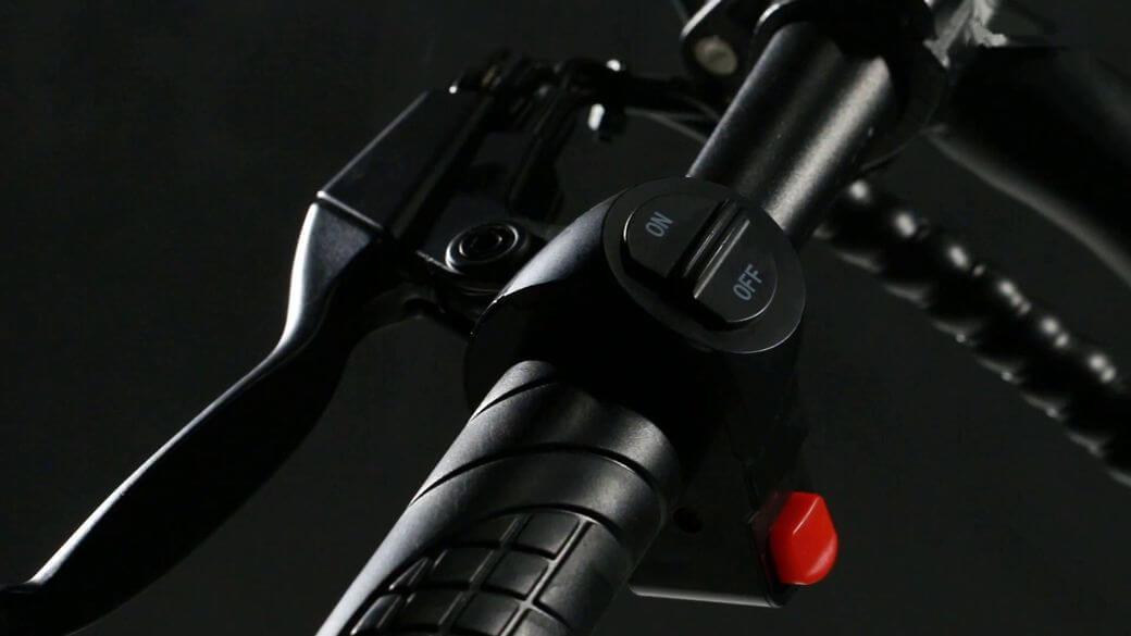 Niubility B14 Обзор: Мощный и компактный электробайк