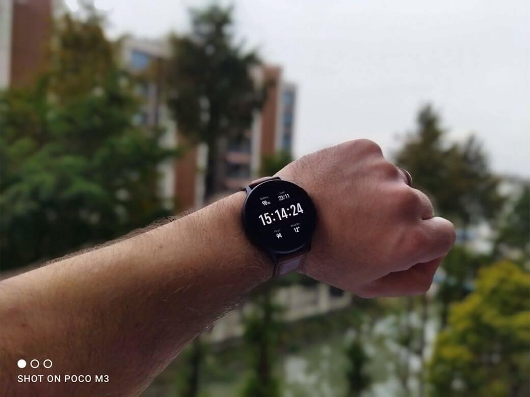 Xiaomi Poco M3 пример фотографии