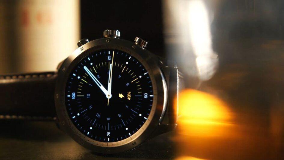 Zepp Z Обзор: Премиум умные часы из титанового сплава 2020