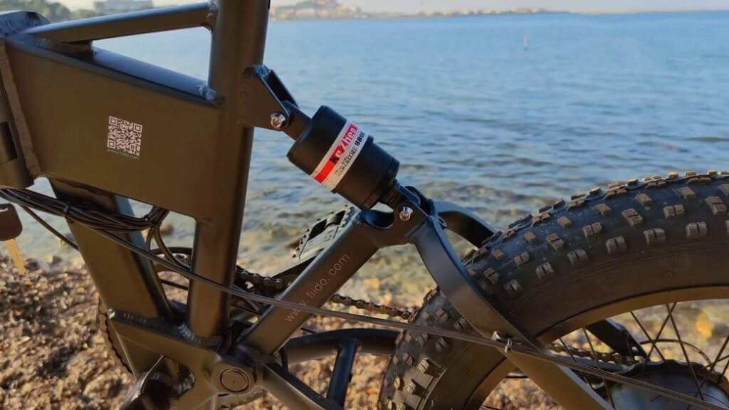 FIIDO M1 Pro Обзор: Мощный электробайк с 500 Вт и 12,8 Ач батареей