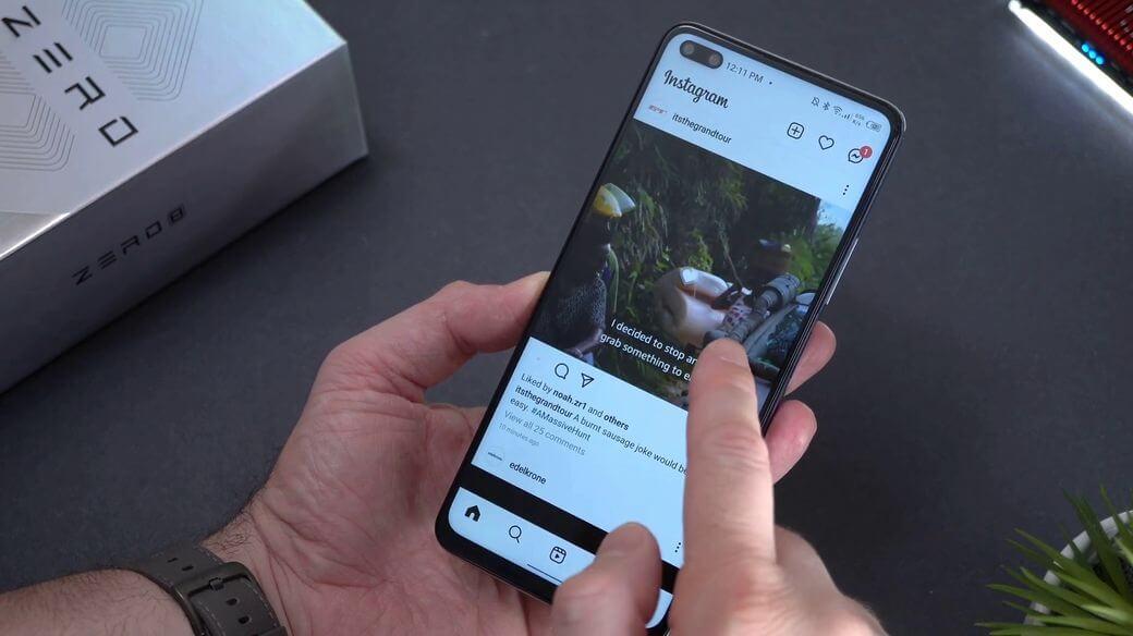 Infinix ZERO 8 Обзор: Необычный смартфон и сравнение с Poco X3