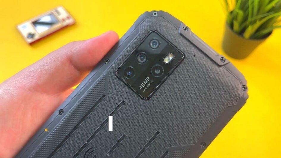 Oukitel WP10 Обзор: Защищенный смартфон с Dimensity 800 и 5G сетью