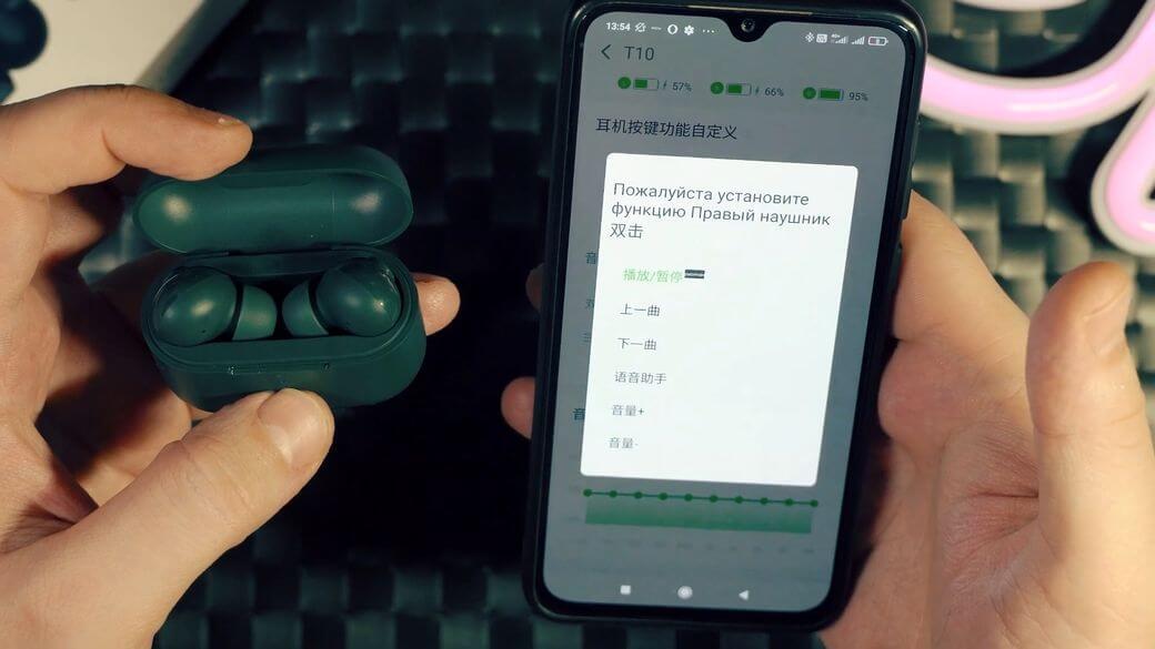 QCY T10 Обзор: TWS наушники с двумя арматурными драйверами