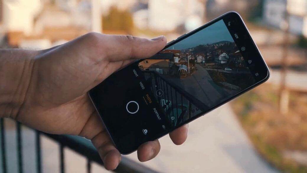 Камера приложение Realme Q2 Pro