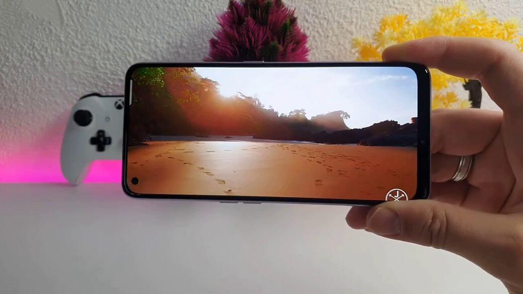 Качество экрана на Realme Q2 Pro