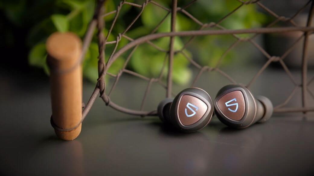Soundpeats Sonic Обзор: Бюджетные TWS наушники с Bluetooth 5.2