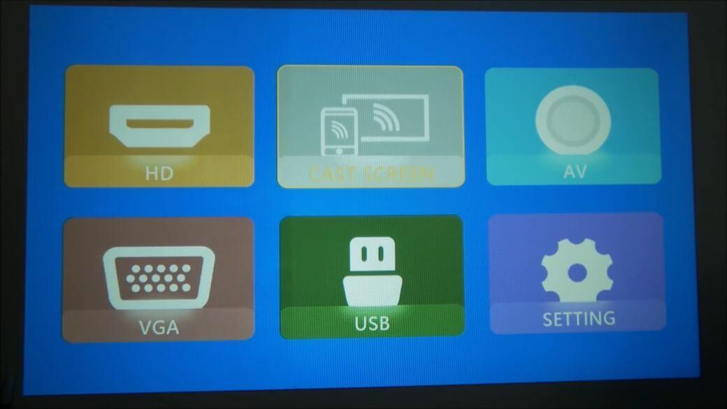 TouYinger X21 Обзор: Тихий проектор с родным разрешением HD до $100