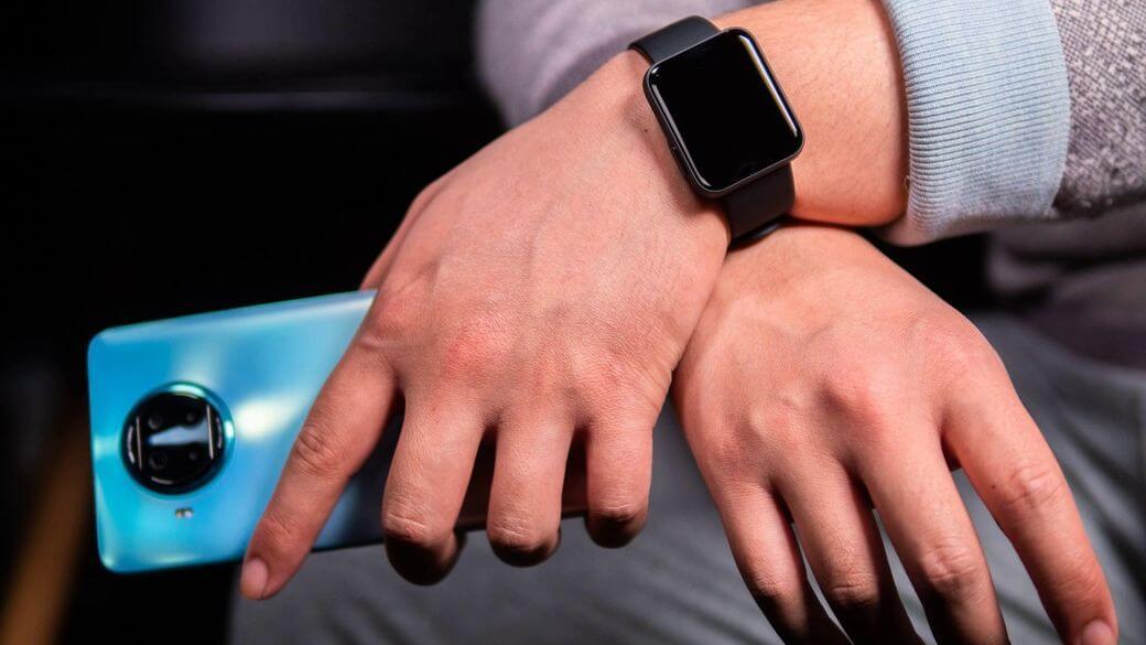 Xiaomi Redmi Watch Обзор: Новые умные часы с интересным функционалом