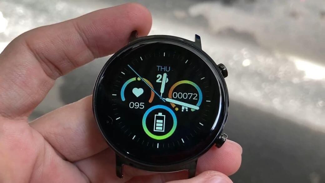 Zeblaze GTR Обзор: Умные часы с высокой автономностью и Bluetooth 5.1