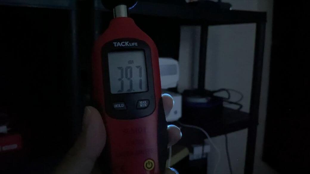 Blitzwolf BW-VP6 шум от проектора