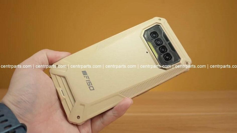 F150 B2021 Обзор: Защищенный смартфон с 8000 мАч и NFC за $110