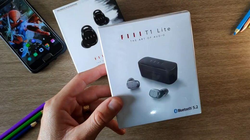 Коробка FIIL T1 Lite