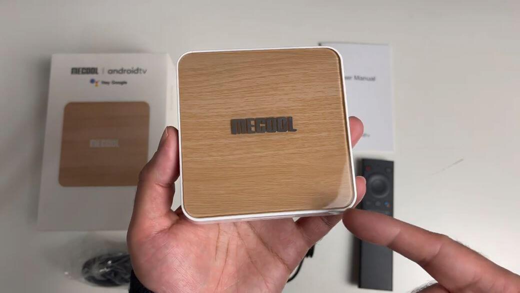 Mecool KM6 Deluxe Обзор: Быстрая ТВ приставка с Amlogic S905X4