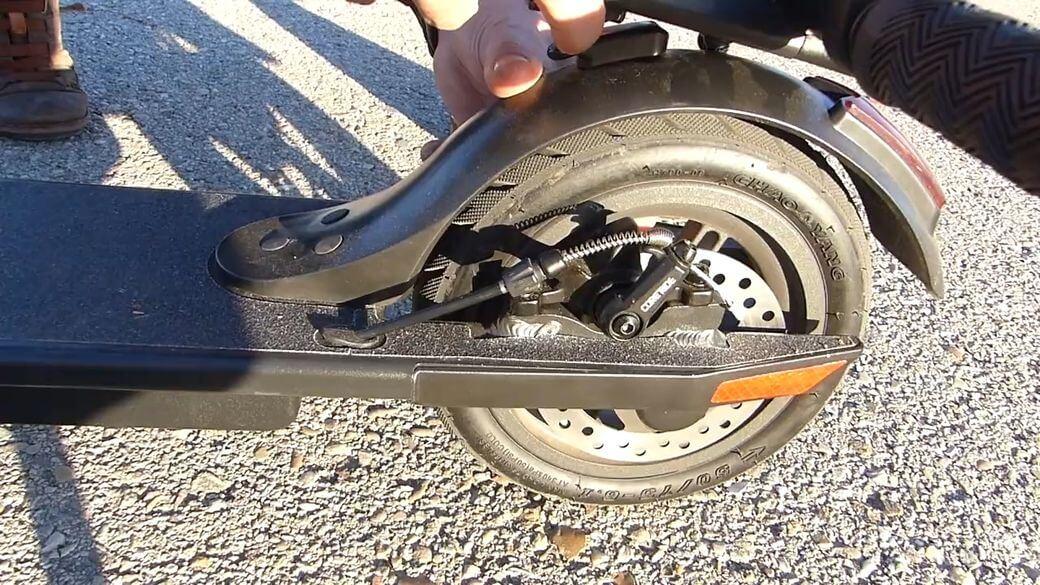 задний тормоз Megawheels S5