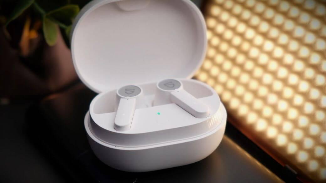 Soundpeats Q Обзор: Мощный звук с 10 мм драйвером за $30