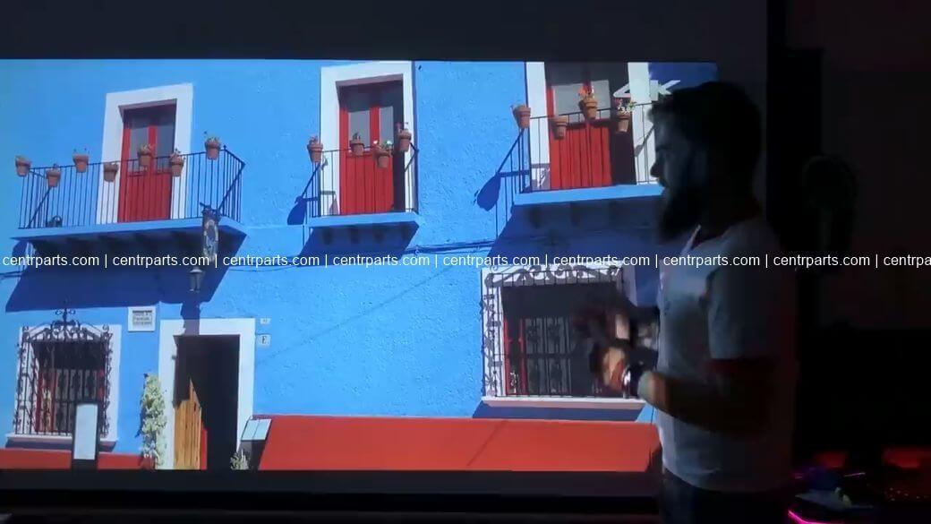 WZATCO C3 Обзор: Обновленный Full HD проектор по доступной цене