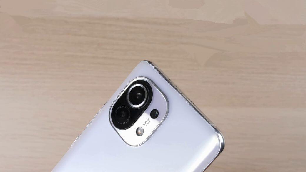 Xiaomi Mi 11 основная камера
