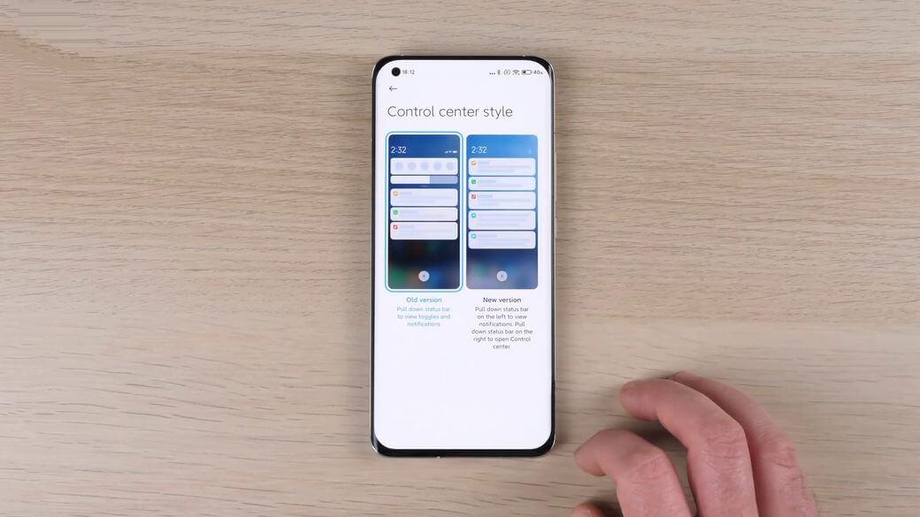 Xiaomi Mi 11 функции и операционная система