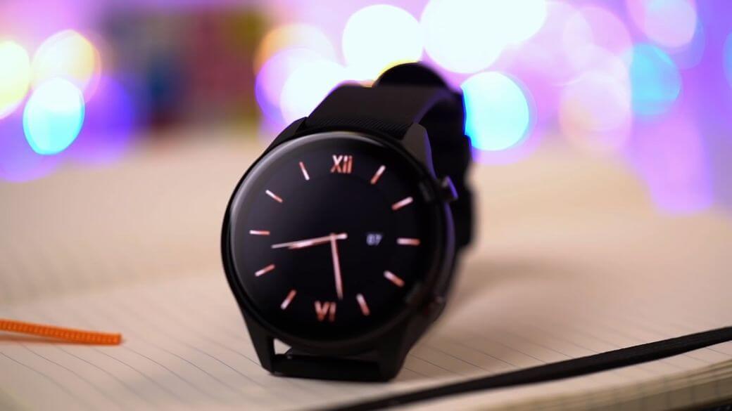 Внешний вид Xiaomi Mi Watch Global Глобальная версия 2021